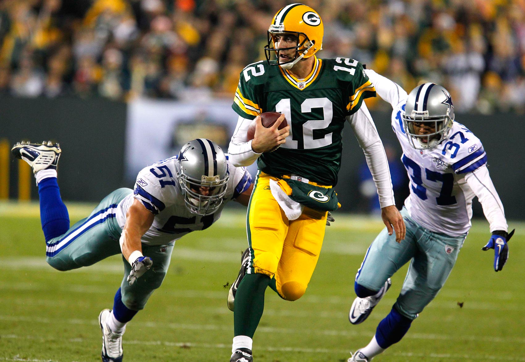 Green Bay Packers Dallas Cowboys