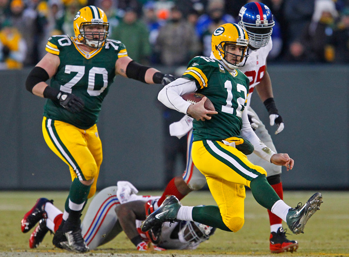Image result for aaron rodgers vs giants